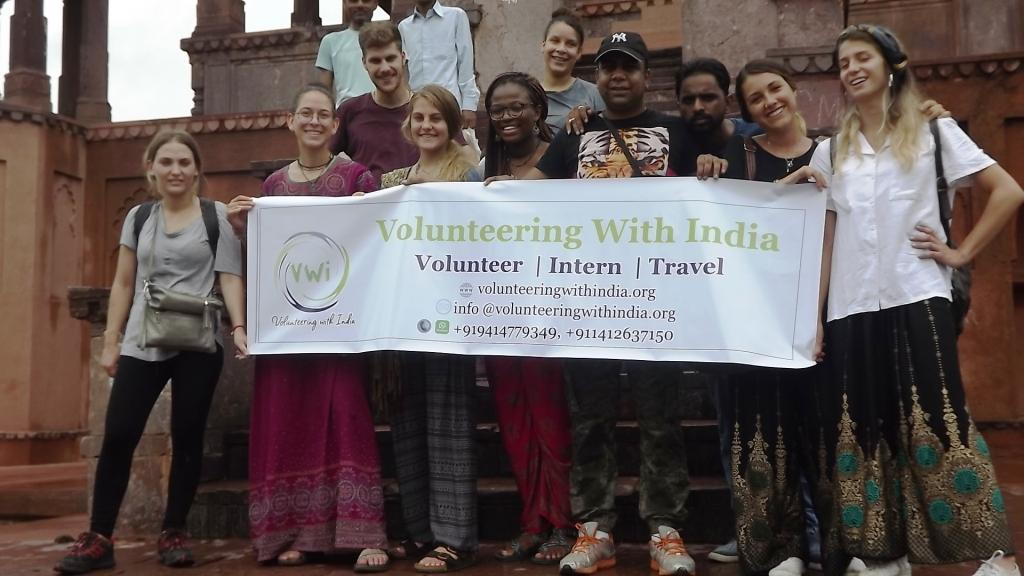Why volunteer with VWI?